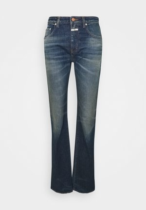 RENTON - Relaxed fit jeans - dark blue