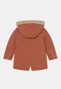 Didriksons - LIZZO KIDS UNISEX - Outdoor jacket - bisquit brown - 1