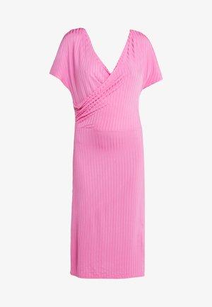 NAVIA - Jumper dress - vibrant pink
