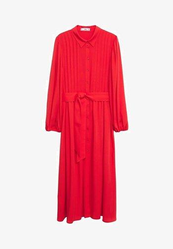 Maxi dress - rød