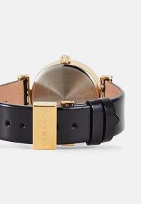 Versace Watches - GRECA MOTIV - Zegarek - black - 1