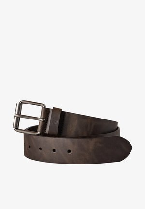 Gürtel business - dark brown