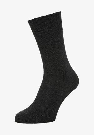 Socks - anthracite melange