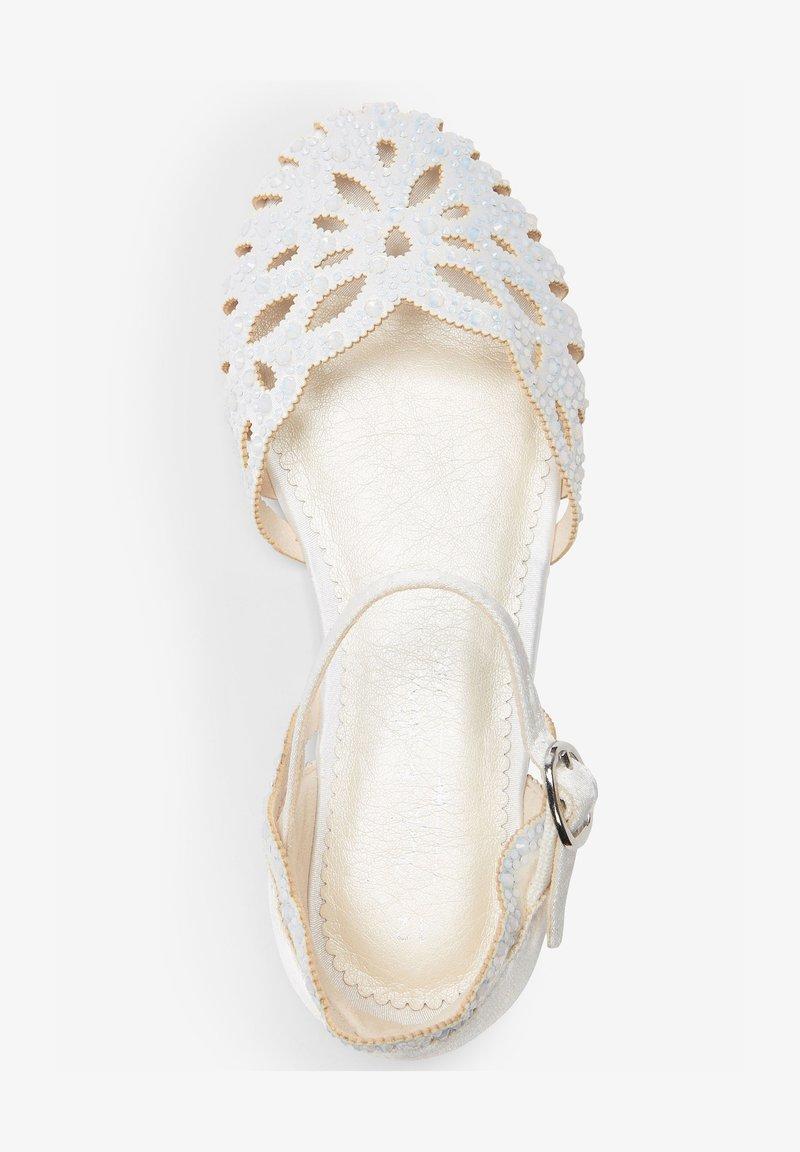 Next - Sandales - off white
