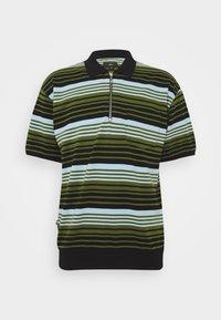 ESTATE - Polo shirt - black/multi