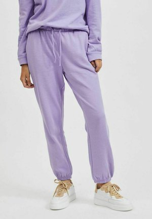 VIRUST  - Pantaloni sportivi - violet tulip