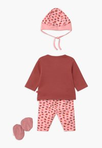 Staccato - SET - Bonnet - light pink - 1