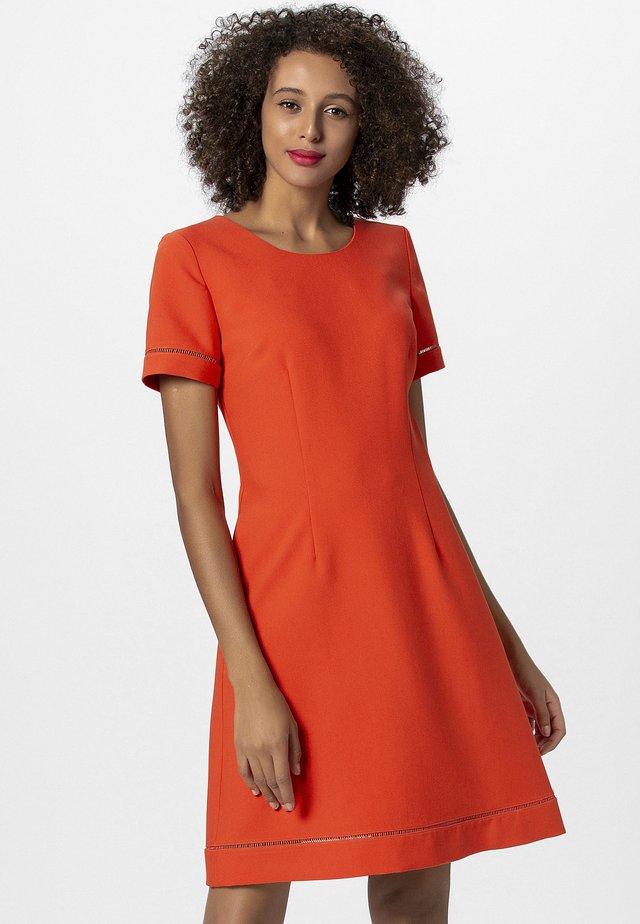 Vestito estivo - orange