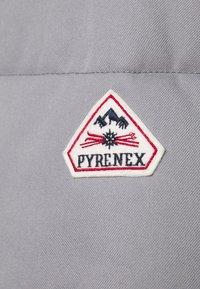 PYRENEX - BELFORT - Bunda zprachového peří - shark skin - 2