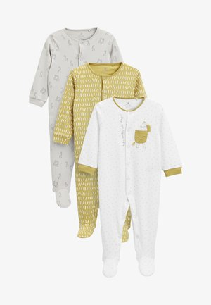 3 PACK - Sleep suit - grey