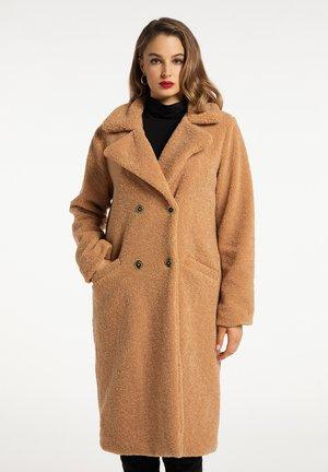Korte frakker - kamel