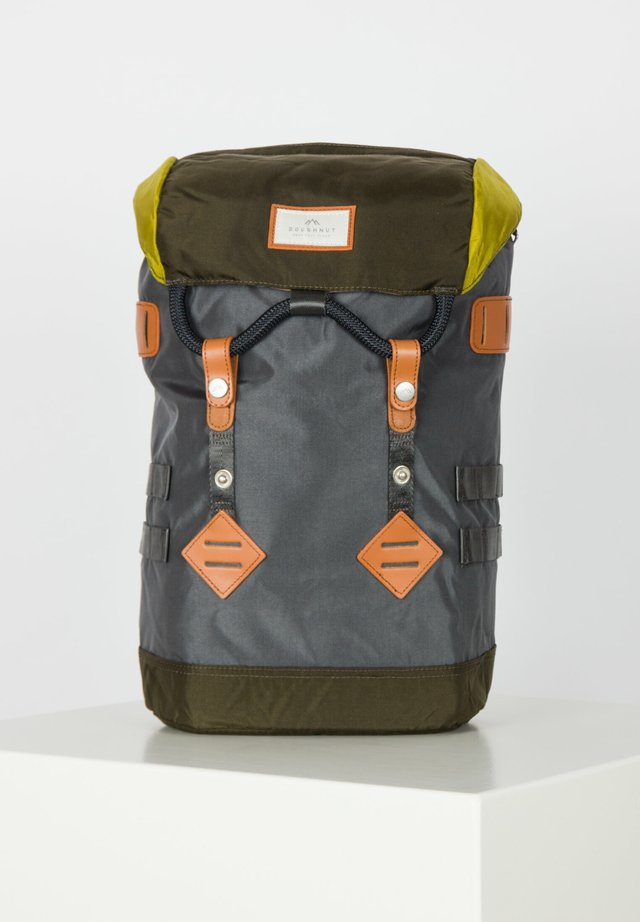 COLORADO SMALL - Rucksack - charcoal/olive