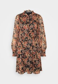 Esqualo - DRESS FLOWER PRINT - Day dress - multicoloured - 5