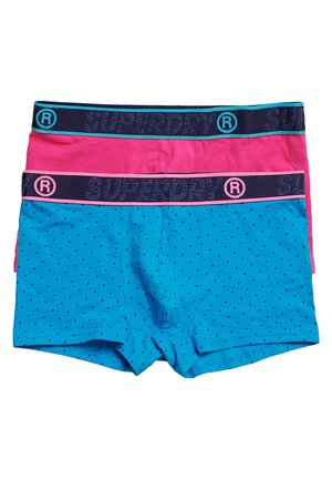 DOUBLE PACK - Pants - blue multipack