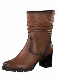 Tamaris - Classic ankle boots - cognac       # - 3