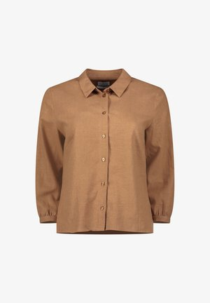 Košile - tobacco
