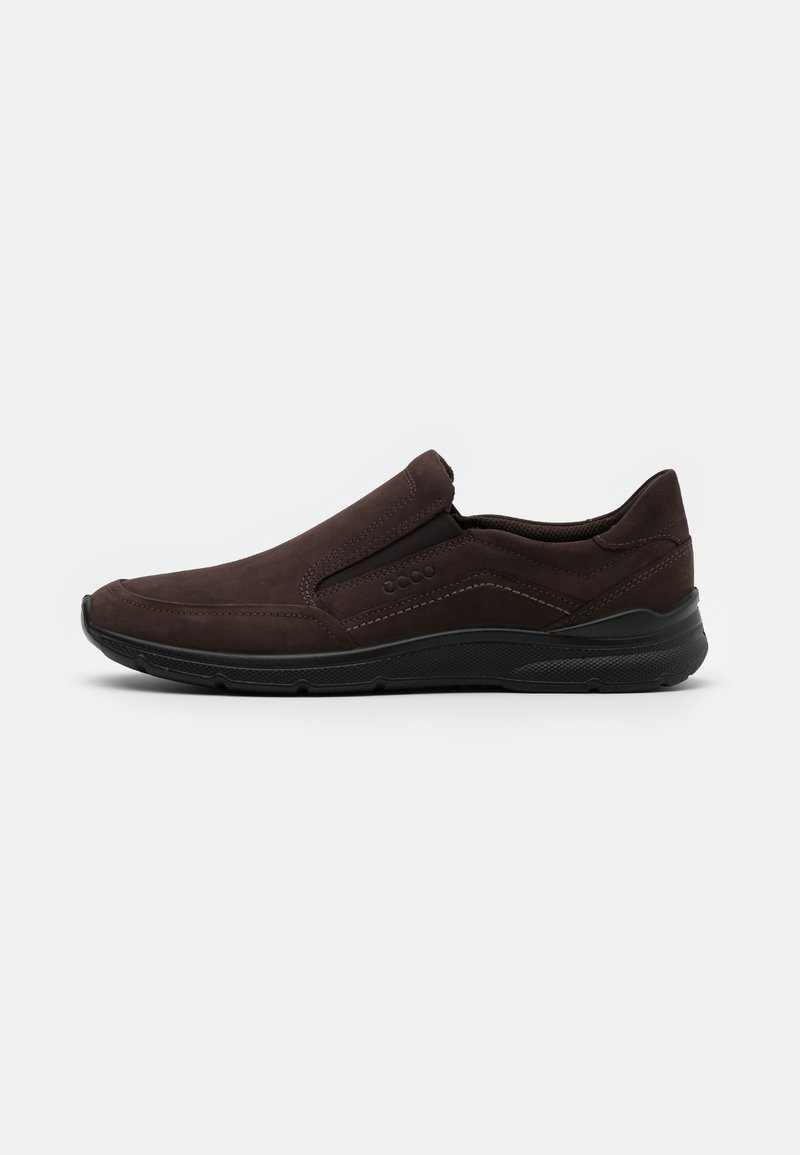 ECCO - IRVING - Mocasines - mocha