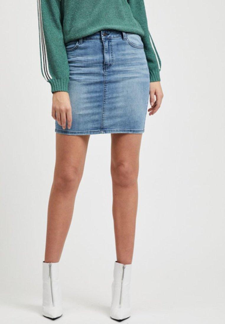 Femme ROCK - Jupe en jean