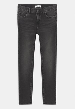 TEEN TROUSERS - Slim fit jeans - black