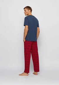 BOSS - Pyjamas - open red - 1