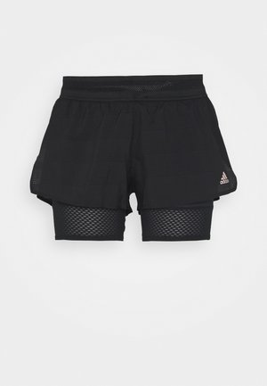 HEAT.RDY  - Sports shorts - black