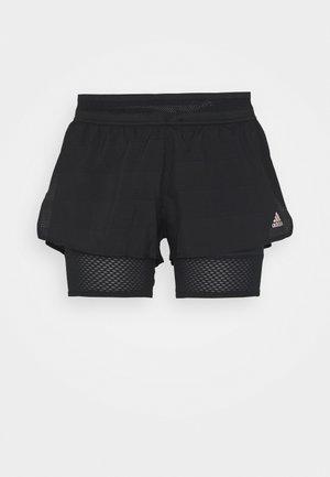 HEAT.RDY  - Pantalón corto de deporte - black