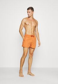Rip Curl - VOLLEY - Swimming shorts - terracotta - 1