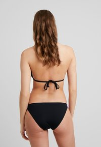 Venice Beach - PANTS STRAPS - Bikinibroekje - black - 2