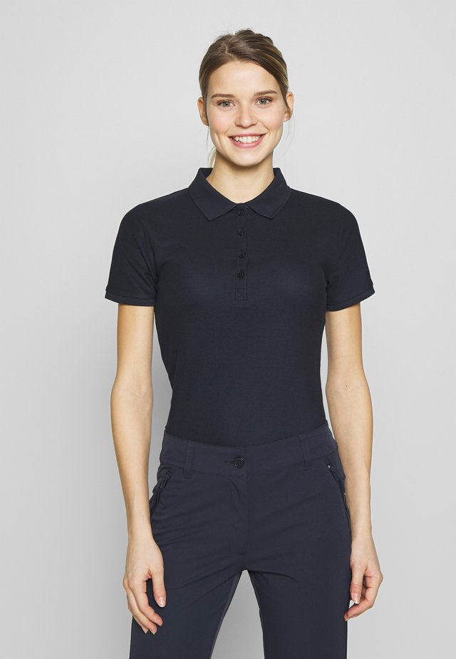 PERFORMANCE - Polo shirt - navy