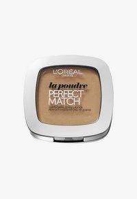 L'Oréal Paris - PERFECT MATCH POWDER - Powder - 3w golden beige - 0
