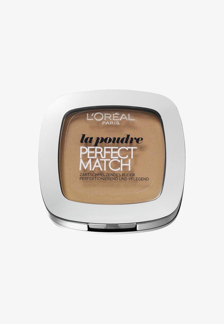 L'Oréal Paris - PERFECT MATCH POWDER - Powder - 3w golden beige