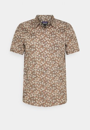 GO TO - Shirt - stingray mauve