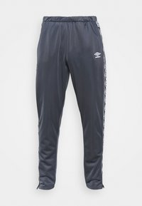Umbro - ACTIVE STYLE TAPED TRACKSUIT - Tracksuit - indian ink/white - 9