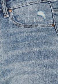 Marks & Spencer London - Jeansshorts - light-blue denim - 3