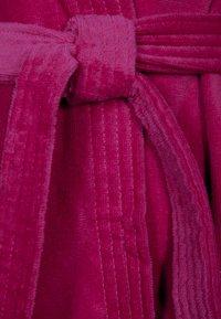 Vossen - TEXAS - Dressing gown - cranberry - 3