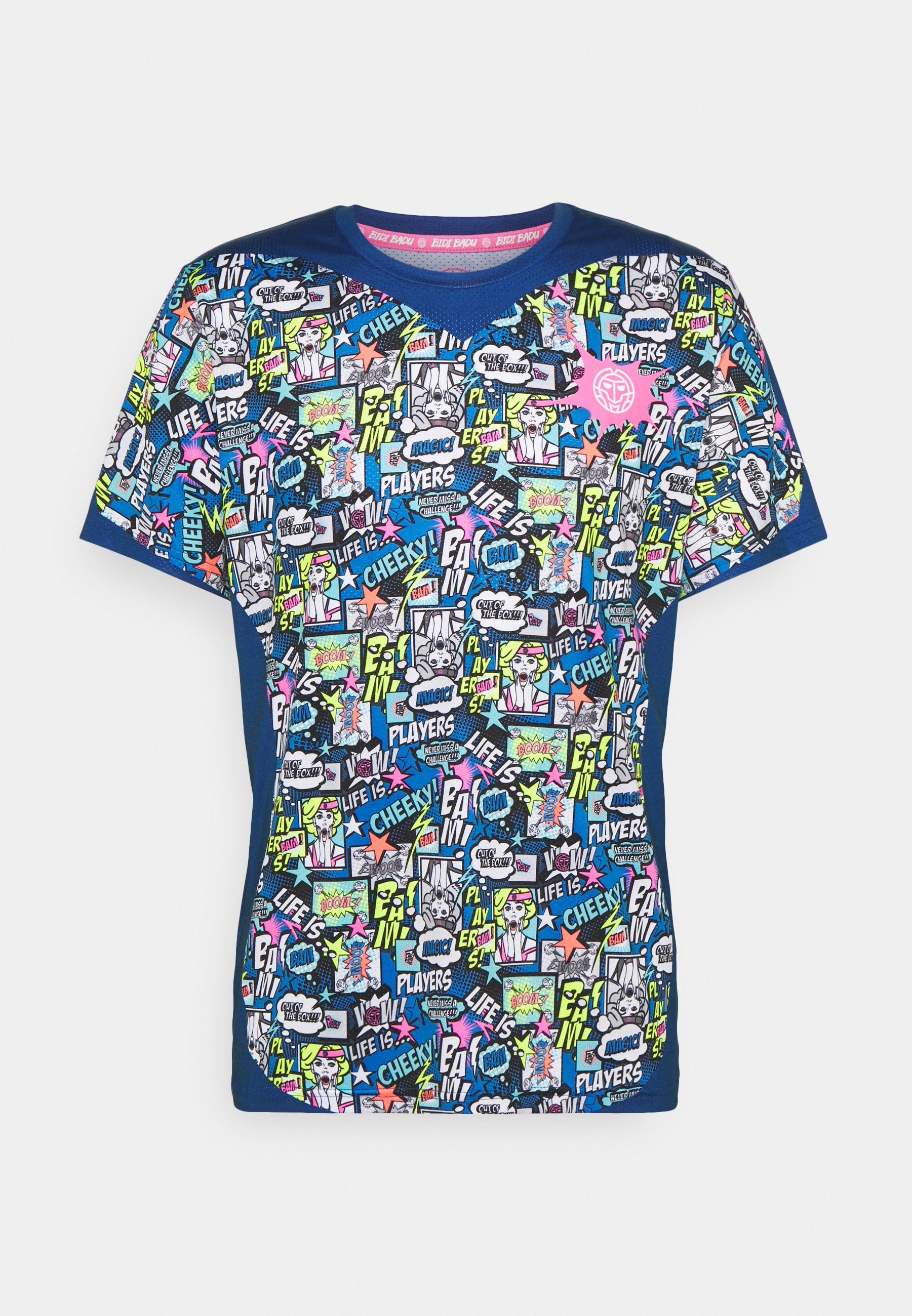 Herren JIRO TECH TEE - T-Shirt print