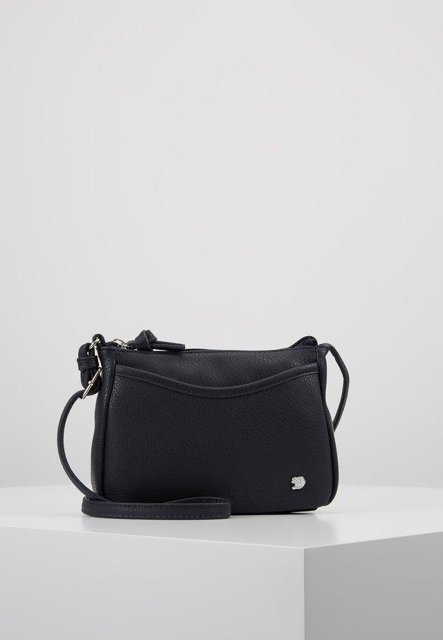 CILIA - Across body bag - blue