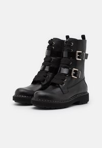 MAX&Co. - MARINAIO - Lace-up ankle boots - black - 2