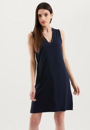 Jersey dress - blu scuro