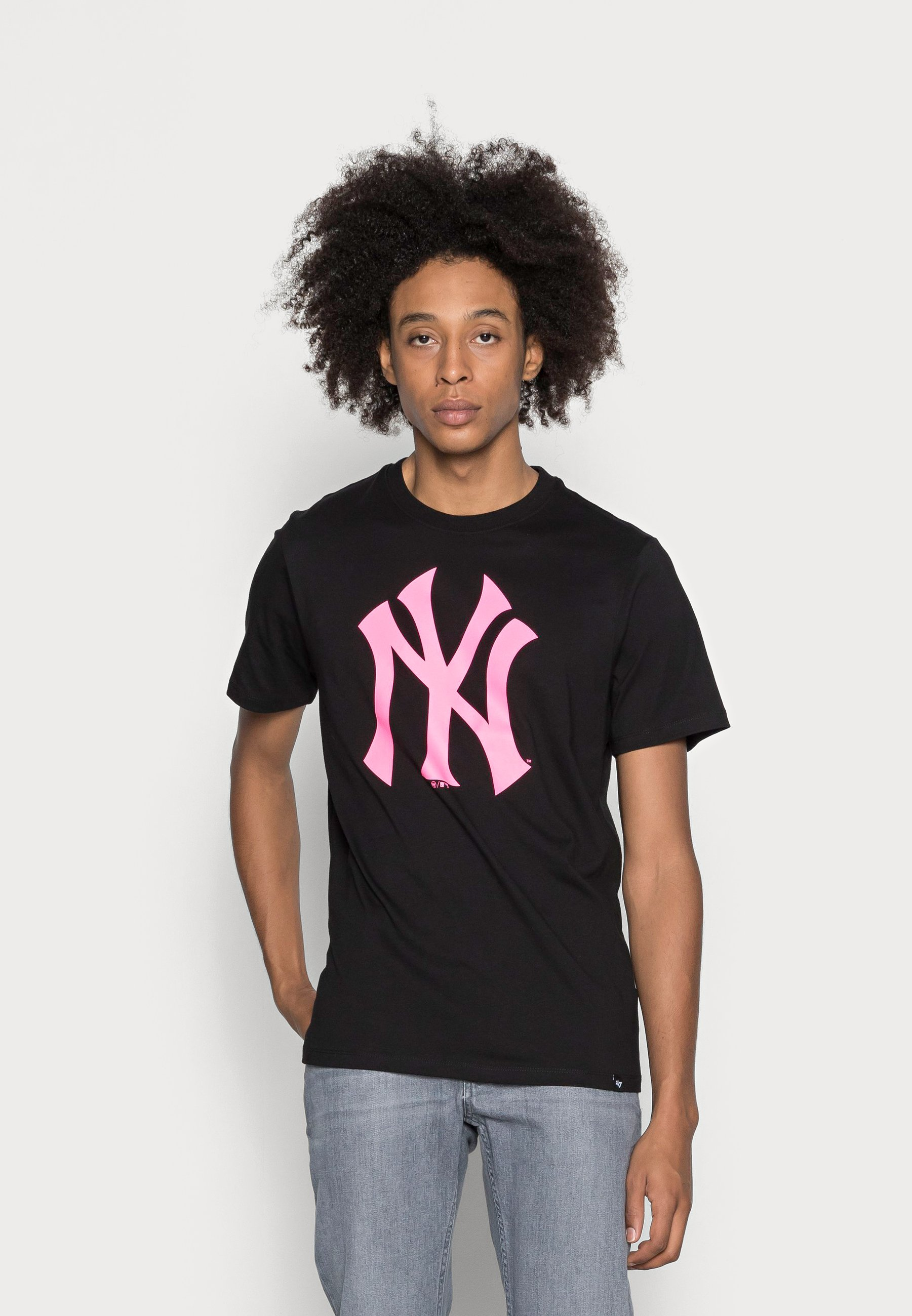 Herren NEW YORK YANKEES IMPRINT ECHO TEE - T-Shirt print
