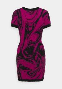 The Ragged Priest - PROPHECY DRESS - Jumper dress - pink/black - 1