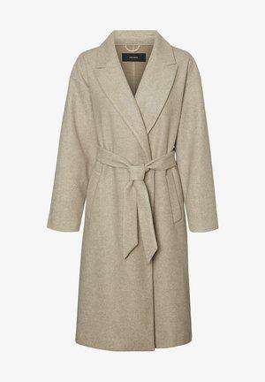 Classic coat - silver mink