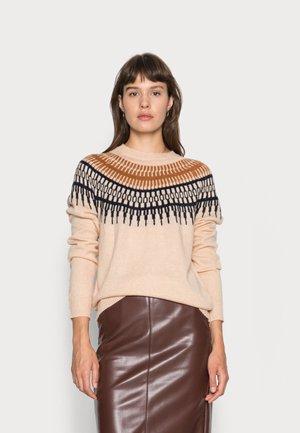 IROSA - Sweter - creme