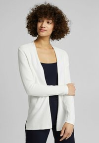 Esprit - THROW ON - Cardigan - off white - 3
