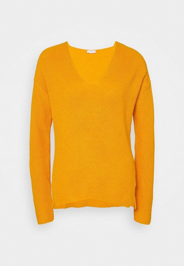 Pullover - zafferano
