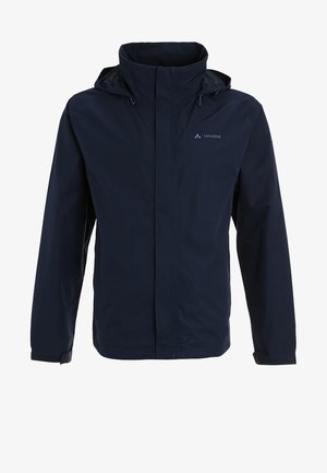 MENS ESCAPE LIGHT JACKET - Regnjakke / vandafvisende jakker - eclipse