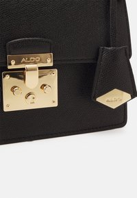 ALDO - CRIWIEL - Across body bag - jet black/gold - 3