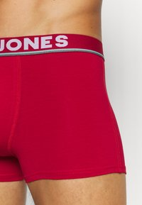 Jack & Jones - JACCOLORFUL LINE TRUNKS 5 PACK - Culotte - surf the web/viridian/chili/cascade - 6