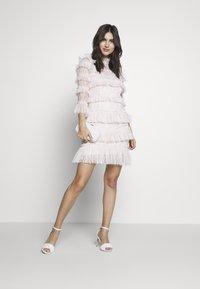 By Malina - CARMINE DRESS - Cocktail dress / Party dress - pink - 1