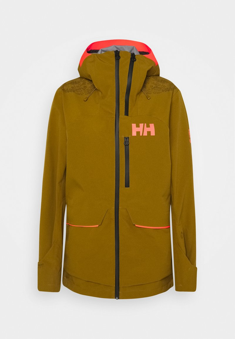 Helly Hansen - AURORA SHELL 2.0 JACKET - Hardshell jacket - uniform green